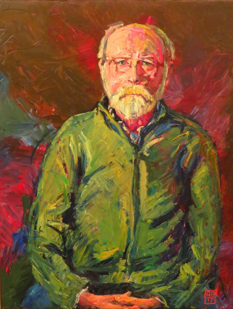 Gottfried Pengg-Auheim, Der Maler Horst Sikora